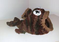 Crochet Fish Hat  Catch of the Day Adult by KiddieKapsbyDebra, $27.00