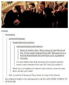Nice guy Neville