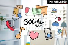 Contact #TheWebdesign to find out how our #socialmedia service can help your #business succeed.