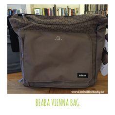 Changing bag porn! Beaba Vienna changing bag
