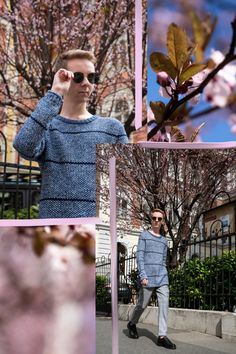 How To Look Good on Days You Don't Feel Good – Balázs Zsálek https://balazszsalek.com/2018/04/08/how-to-look-good-on-days-you-dont-feel-good/ Spring outfit ideas from me. By the way, this is my first photoshop work in this style. I hope you love it :D