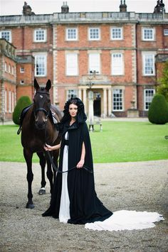 Jane Austen bridal shoot behind the scenes
