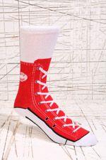 Wear shoes inside #converse #socks