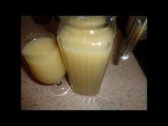La citronade tunisien عصير اقتصادي ولذيذ ستروناد/ليموناضة بالطريقةالتونسيةليلى بن الازهر - YouTube