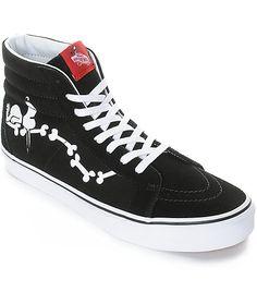 378b9bc208 Vans X Peanuts SK8-Hi Snoopy Bones Skate Shoes