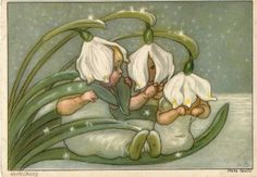 Lilly of the Valley Sprites