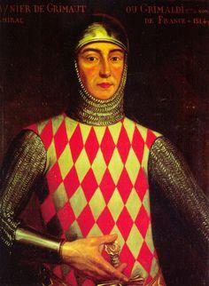 Prince Rainier I of Monaco (1267–1314), founder of the Grimaldi dynasty