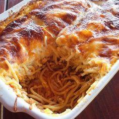 Egy finom Pastitsio (Görög makaróni sajtszósszal) ebédre vagy vacsorára? Pastitsio (Görög makaróni sajtszósszal) Receptek a Mindmegette.hu Recept gyűjteményében! Pasta Recipes, Cooking Recipes, Salad Cake, Lasagna, Macaroni And Cheese, Recipies, Food Porn, Food And Drink, Meat