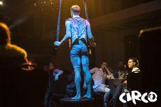 El' Circo at Slide: 41 Oxford Street, Darlinghurst, Sydney Australia.    9 Course Circus Degustation & Show $109pp AU.    #elcirco @slidesydney #slidesydney #sydney