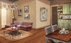 Episode Interactive Backgrounds, Episode Backgrounds, Cool Backgrounds, Sci Fi Wallpaper, Anime Scenery Wallpaper, Scenery Background, Animation Background, Rilakuma Wallpapers, Sims 4 House Design