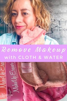 If you have sensitive skin and like to clean your makeup with natural products, here's All Natural Makeup Remover. It is really good for oily skin, dry skin or acne prone skin. Women who go through chemo treatment have sensitive skin and need a non-toxic and eco-clean products to use. Just wet this MakeupEraser wash cloth and clean the makeup. Perfectly cleans mascara, too. #naturalskincare #makeuperaser #makeup #removerpads #makeupcloth #skincare #breaastcancer #breastcancerawareness Natural Makeup Remover, All Natural Makeup, Natural Skin Care, Acne Prone Skin, Oily Skin, Sensitive Skin, Basic Skin Care Routine, Dry Brushing Skin, Chemo Treatment