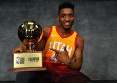 Utah Jazz: Relive Slam Dunk champ Donovan Mitchell's epic jams