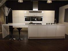 greeploze keukens zijn een keukens zonder greep