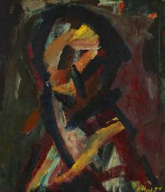 Portrait by Dorothy Mead Collection: A David Bomberg Legacy – The Sarah Rose Collection at London South Bank University, Borough Road Paintings I Love, Your Paintings, Figure Painting, Figure Drawing, David Bomberg, Tate Gallery, Portrait Art, Portraits, Thing 1