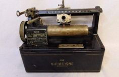 shopgoodwill.com: Vintage 1917 Dictaphone By Dictaphone Corporation