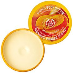 The Body Shop mango body butter..target carries a little cheaper brand.. either way, its heavenly!