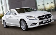 2012 Mercedes CLS 350 Review, Test Drive