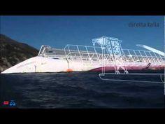 Costa Concordia: ecco il video di come verrà rimossa » Spettegolando
