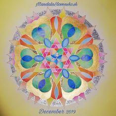 Mandala December 2019: Požehnanie  #mandala #instamandala #mandalaslovensko #mandalaslovakia #sacredgeometry #handpaint #nothingelsebutlove #support #earth #healingart #december #2019 #healingart #sacredgeometry #newearth #art #handmade #affirmations #zezula-art Affirmations, Mandala, December, Earth, Handmade, Hand Made, Craft, Mandalas, Confirmation
