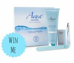 Win AQUA MINERAL IRELAND PROFESSIONAL NAIL KIT ^_^ http://www.pintalabios.info/en/fashion_giveaways/view/en/1611 #International #Cosmetic #bbloggers #Giveaway