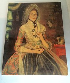 Bertram K Little Sothebys Auction Catalog by SoaringHawkVintage
