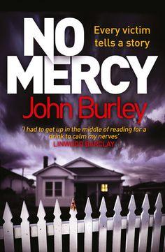 No Mercy by John Burley (Read 12th - 16th May 2014)