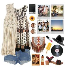 Cool Boho Festival Style with Clogs & Floppy Hats
