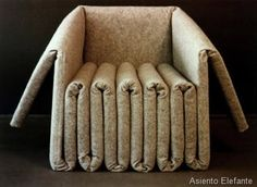 Muebles: Muebles bajo la influencia del origami