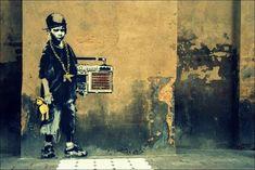 Banksy Street Art 08