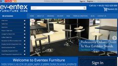 Eventex Exhibition Furniture Hire Portal