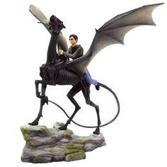 Estatua Harry Potter en Thestral, 30 cms. Harry Potter