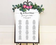 Wedding Seating Chart Template Welcome Seating Chart, Seating Plan Template, Seating Chart Ideas, Table Plan, Wedding Seating, Wedding Ideas, Seating Chart Ideas