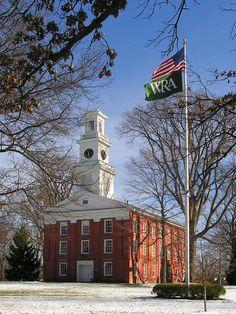 Western Reserve Academy - Hudson, Ohio