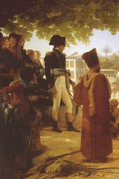 Napoleon et les revoltes du   Caire en Egypte