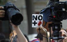 CDMX y Veracruz, encabezan expedientes de protección a periodistas - http://www.esnoticiaveracruz.com/cdmx-y-veracruz-encabezan-expedientes-de-proteccion-a-periodistas/