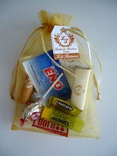MINI KIT TOALETE Os produtos do Mini Kit Toalete são os mesmos do Kit Toalete, só que eles são todos em miniatura. Modelos: ...