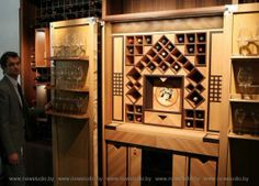 Eurocucina 2014 Liquor Cabinet, Storage, Furniture, Design, Home Decor, Homemade Home Decor, Larger, Home Furnishings, Design Comics