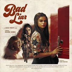 "Music artwork for Selena Gomez - ""Bad Liar"" made by Flavs Designs. Selena Gomez Album Cover, Bad Liar Selena, Selena Costume, Music Artwork, Marie Gomez, Costume Design, Album Covers, Venus, Love Her"