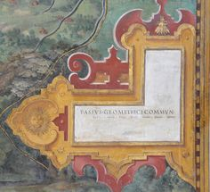 Cartouches from the Vatican library Vatican Library, Vatican City, Roman Catholic, Small World, Murals, Floors, Fabrics, Illustrations, Ornaments