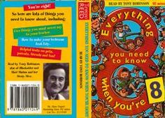 Everything You Need To Know When You're Eight, Audio Book read by Tony Robinson, written by Alan Dapré