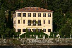 Versace's Lake Como Villa Fontanelle #italy @Official Versace