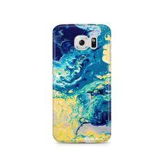 'Rocks & Waves' Samsung Case