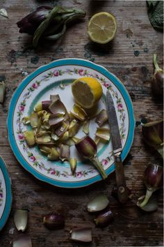 From My Dining Table by Skye McAlpine | Home Is Where My Kitchen Is </br><h5> (and A Simple Spring Supper)</h5> | http://www.frommydiningtable.com
