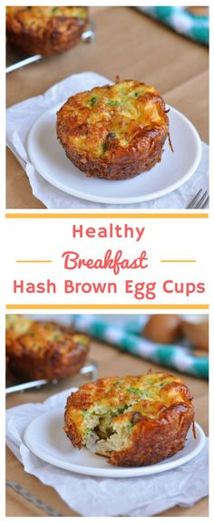 Healthy Breakfast Egg Cups | These breakfast egg cups are a total game-changer! They're low FODMAP, gluten-free, vegetarian and so easy to make. They're like individual quiches, perfect for a weekend breakfast or brunch. They really are my favourite low FODMAP breakfast recipe ever! #LowFODMAPBreakfast #GlutenFreeBreakfast #BreakfastEggCups
