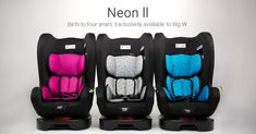 Image result for coloured car seats Booster Car Seat, Baby Car Seats, Children, Color, Image, Young Children, Colour, Kids, Children's Comics