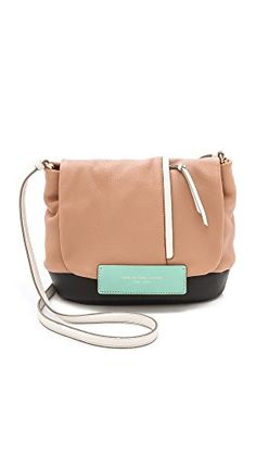Marc by Marc Jacobs Women's Round the Way Girl Colorblock Messenger Bag  http://www.alltravelbag.com/marc-by-marc-jacobs-womens-round-the-way-girl-colorblock-messenger-bag/
