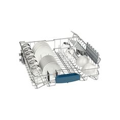 Masina de spalat vase semi incorporabila Bosch 13 Seturi, 5 Programe, Clasa A++, 60 cm, Inox - Iak Electricity Consumption, Energy Consumption, Bosch, Connect, Fully Integrated Dishwasher, Electrical Supplies, 5 W, Red Led