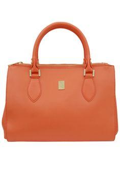 Angel Lavino Leather Bag | Korean Fashionista