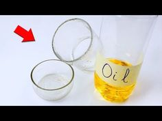 How to cut glass bottles/cans using oil! - YouTube