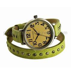 Wrist wrap watch!